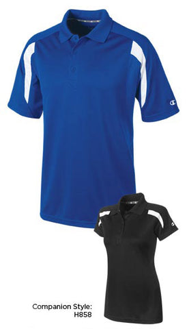 Champion Men's Victory Double Dry Polo