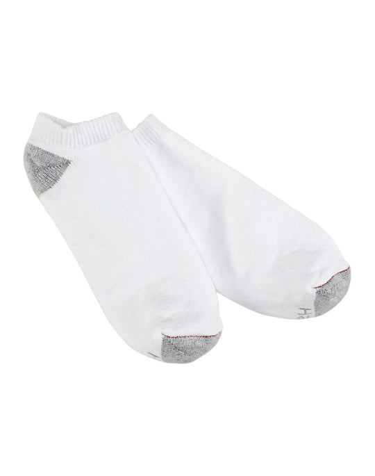 Hanes Men`s Classics No Show Socks 6-Pack