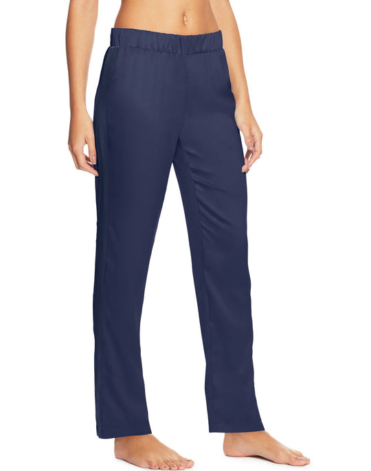 Maidenform Womens Satin Lounge Pants