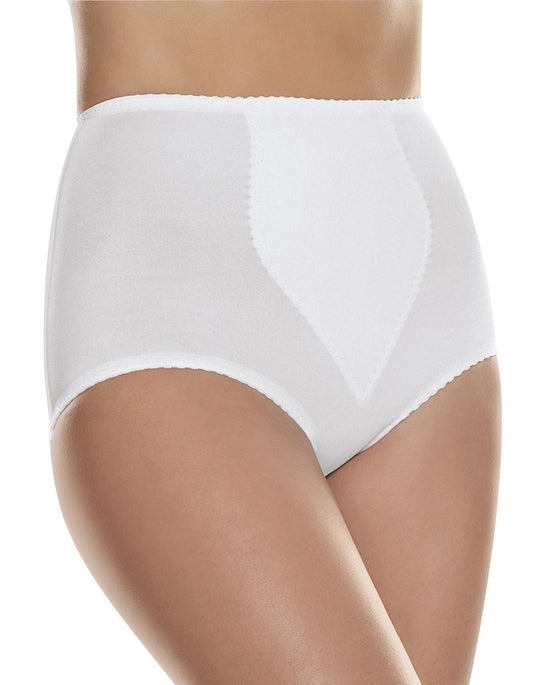 Hanes Moderate Control with Tummy Panel Brief 2-Pack