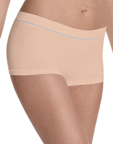 Breathe by Barely There Women`s Boy Short