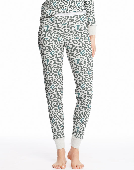 Hanes Women`s X-Temp Thermal Printed Pant 25456