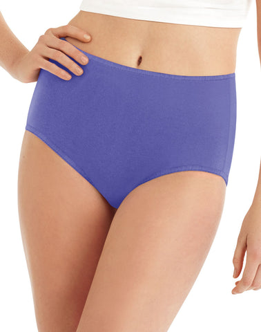 Hanes Cool Comfort™ Women`s 8-Pack Microfiber Brief