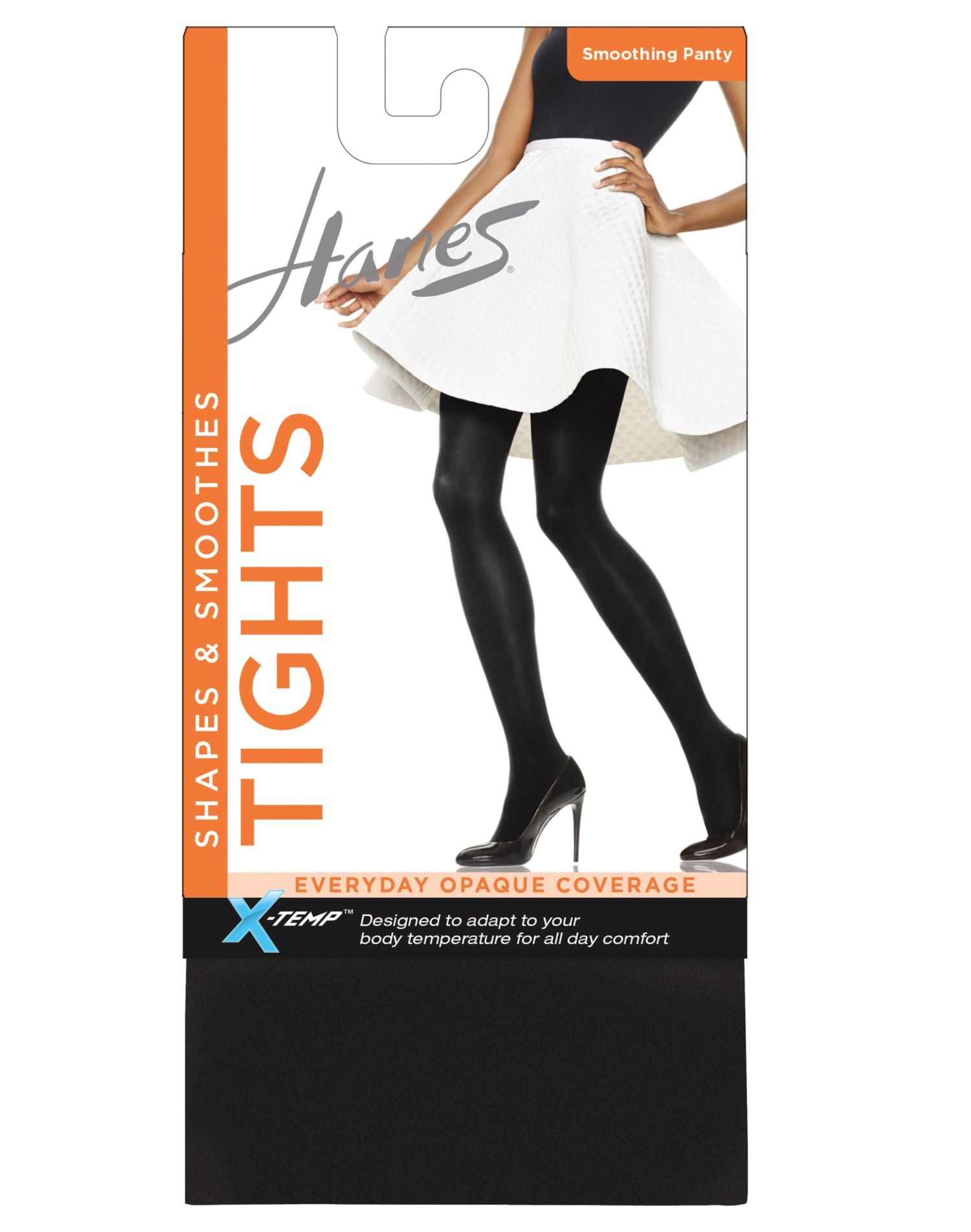 a32451a2ef9 0C168 - Hanes X-TEMP® Women`s Opaque Tight with Smoothing Panty – NY ...