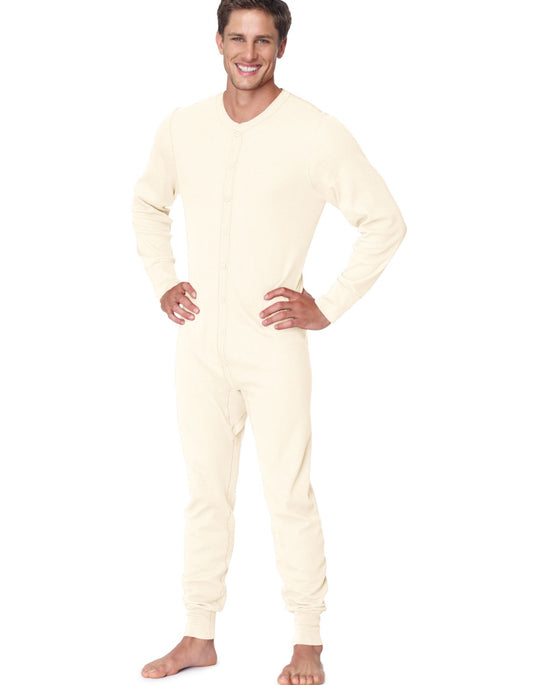 Hanes X-Temp Men`s Thermal Union Suit