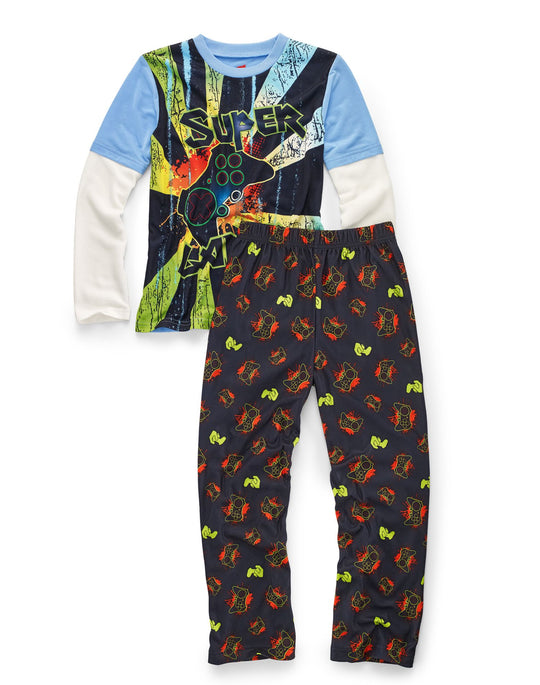 Hanes Boy`s Sleep Set