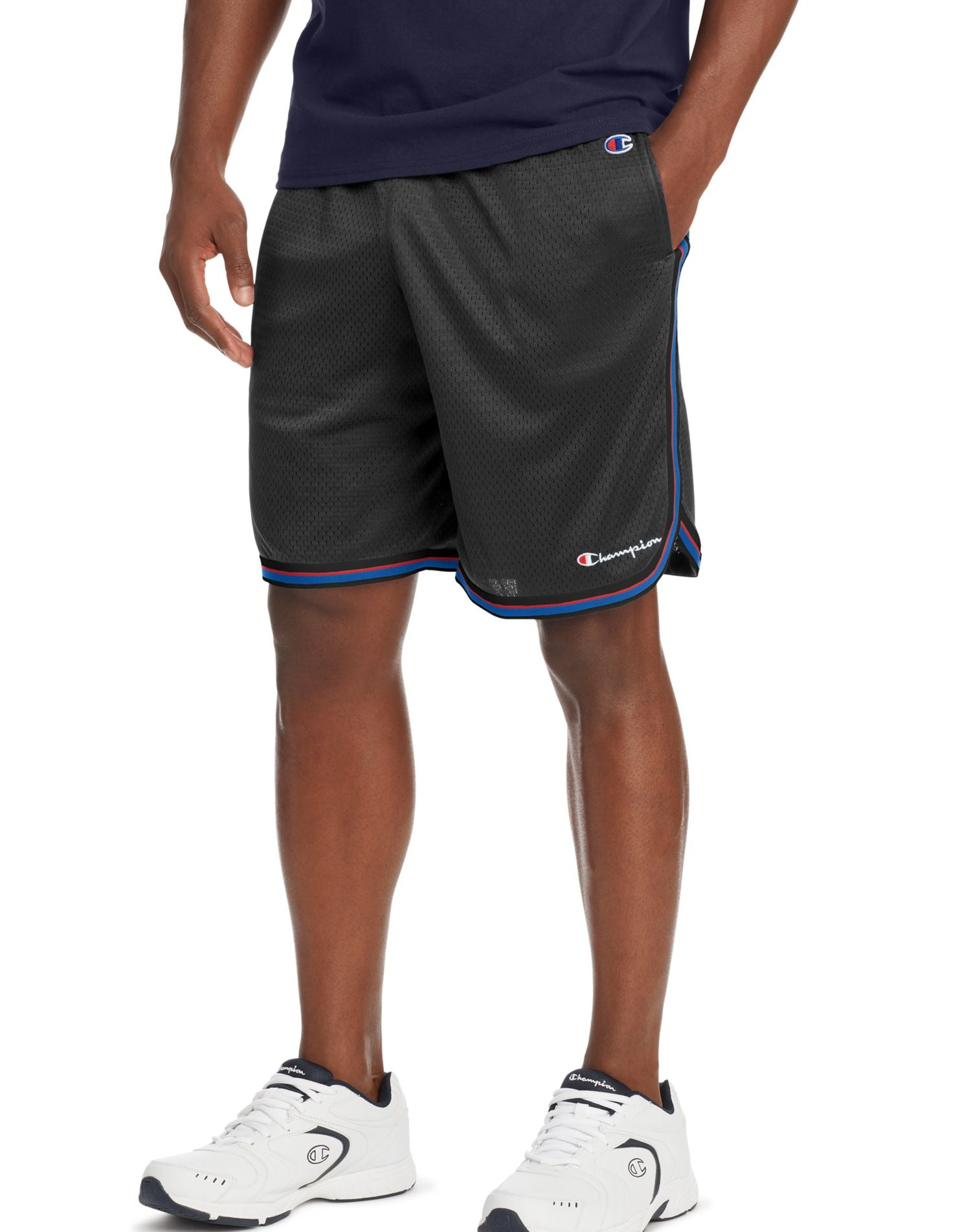 the best attitude 5a0bb ed9c0 Champion Mens Core Basketball Shorts