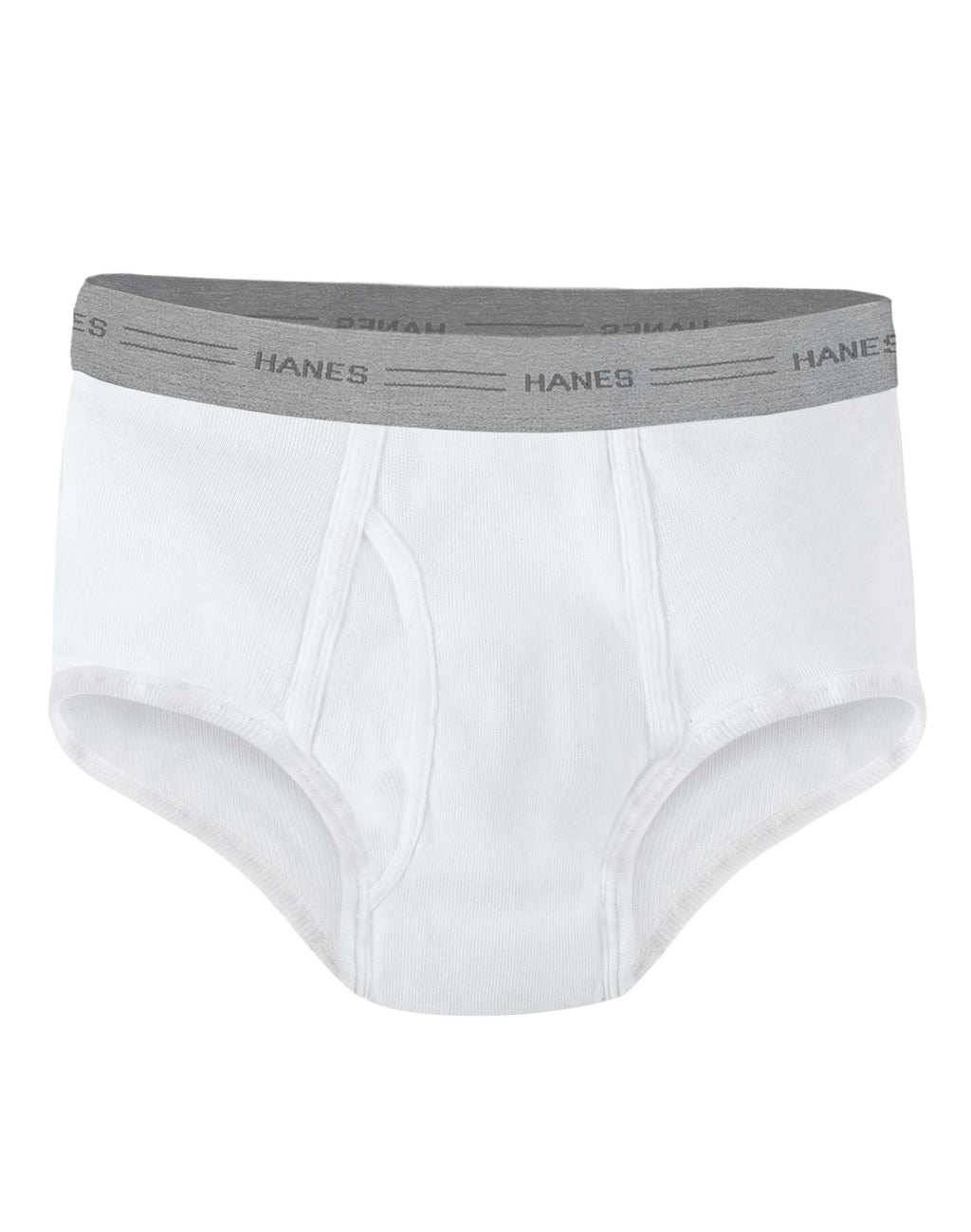 Hanes Boy`s Red Label Comfort Flex 7-Pack Dyed Briefs