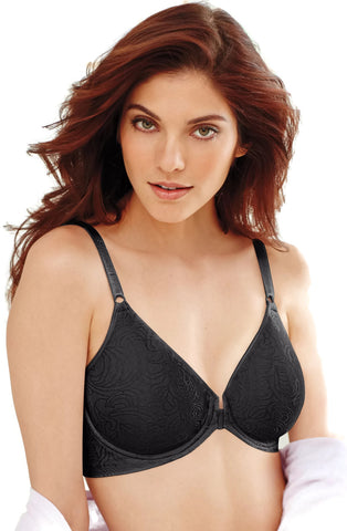 Bali Comfort Revolution Women`s Front-Close Shaping Underwire Bra