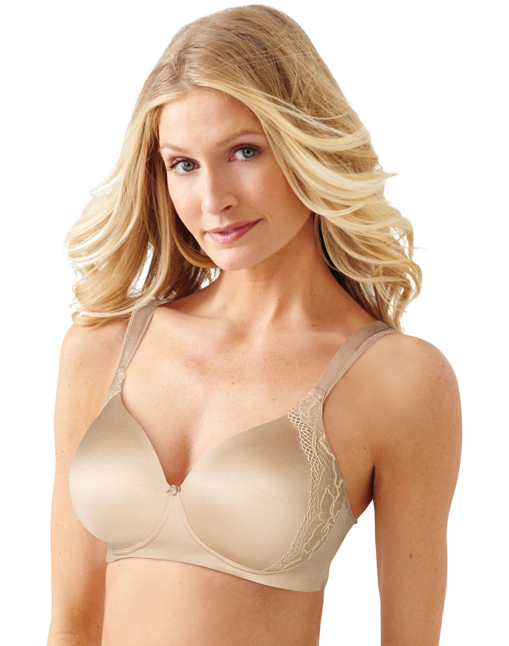 Bali One Smooth U Women`s Lace Side Sling Wirefree