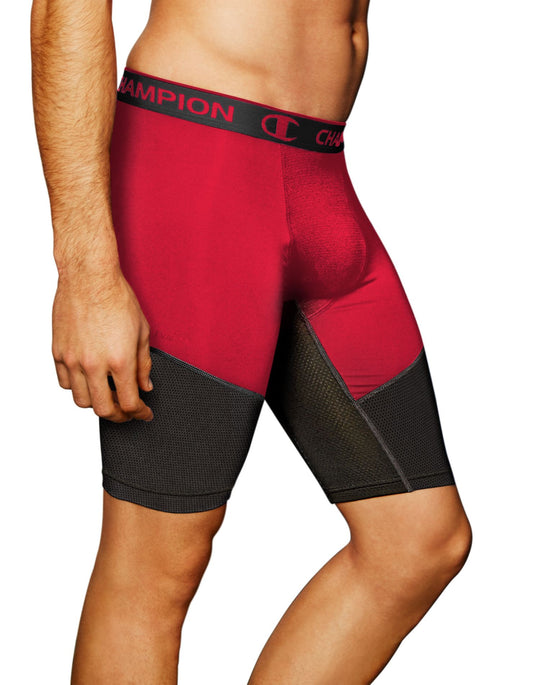 Champion PowerFlex Men`s 9` Compression Shorts