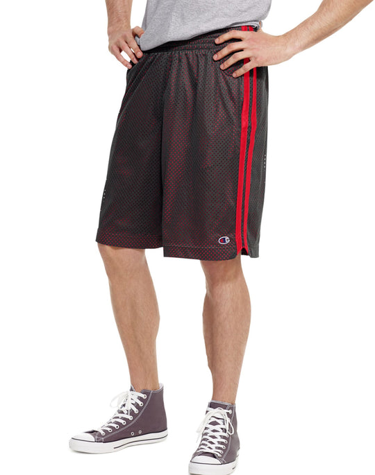 Champion Authentic Full Court Mesh Basketball Shorts With Pockets