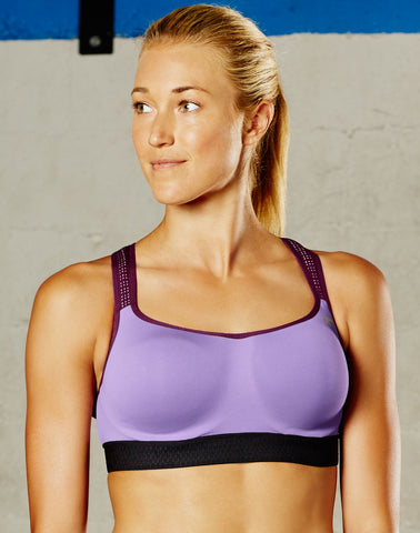 Champion Women`s Show-Off Wired Sports Bra