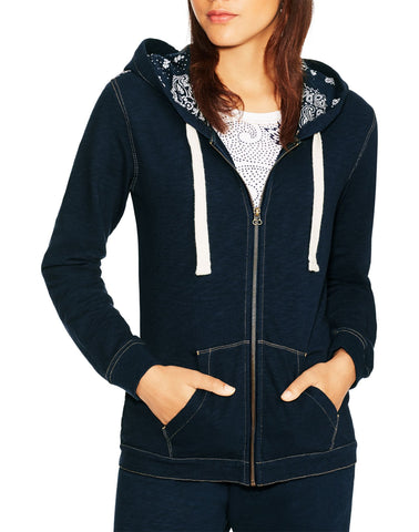 Champion Women's Europe French Terry Zip Hoodie