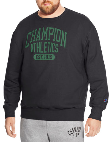 Champion Mens Big & Tall Heritage Sweatshirt