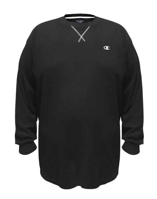 Champion Big & Tall Long-Sleeve Thermal Tee