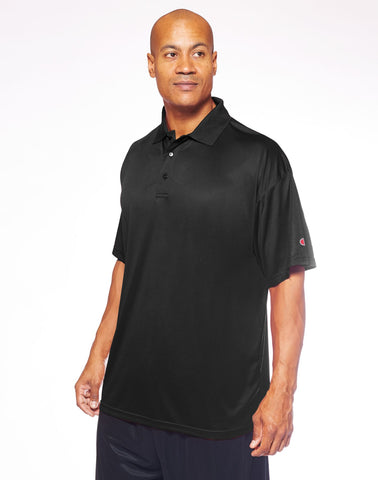 Champion Mens Vapor Big & Tall Short-Sleeve Polo