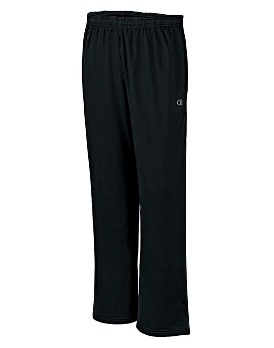 Champion Big & Tall Men`s Open Bottom Performance Pants