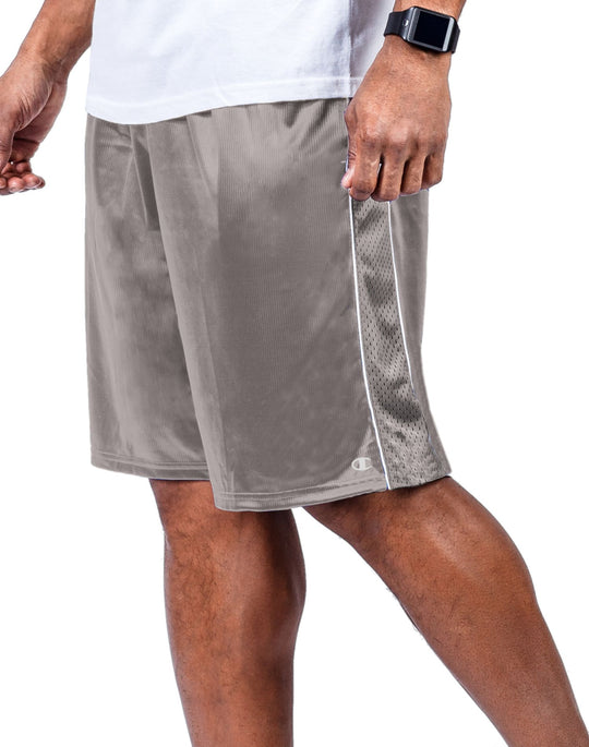 Champion Vapor® Big Men`s Contrast-Pieced Short