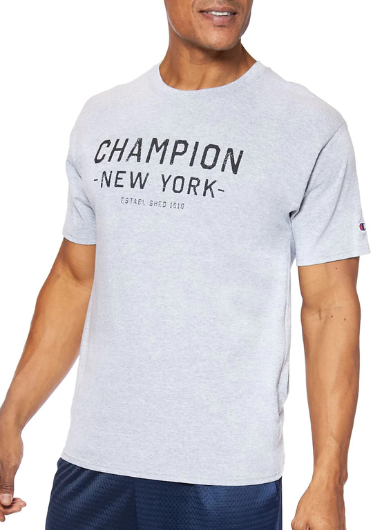 Champion Big & Tall Men`s Short-Sleeve Graphic Tee