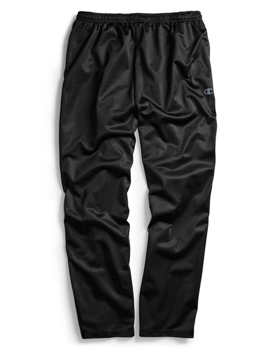 Champion Big & Tall Men`s Open Bottom Pant with Piping