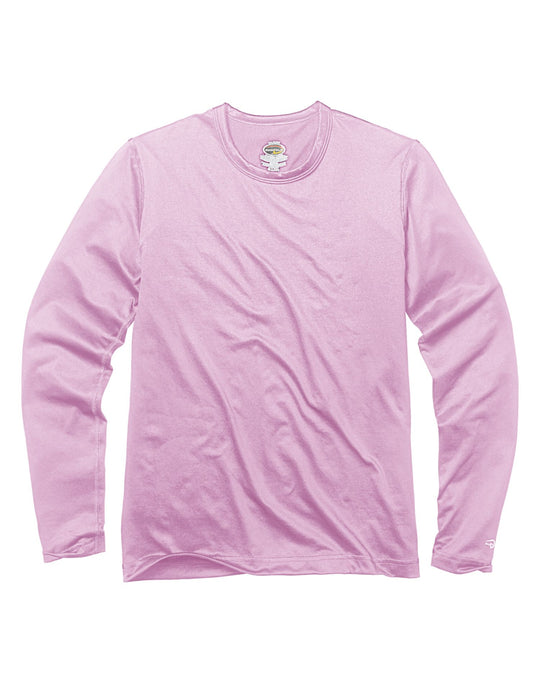 Duofold by Champion Varitherm Mid-Weight 2-Layer Kids Crewneck Shirt