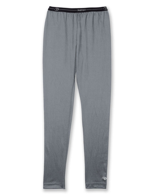 Duofold by Champion Varitherm Ankle-Length Kids Thermal Bottoms