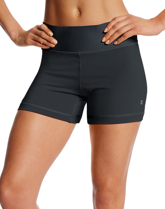 Champion Women`s Absolute Fusion Shorts with SmoothTec Waistband