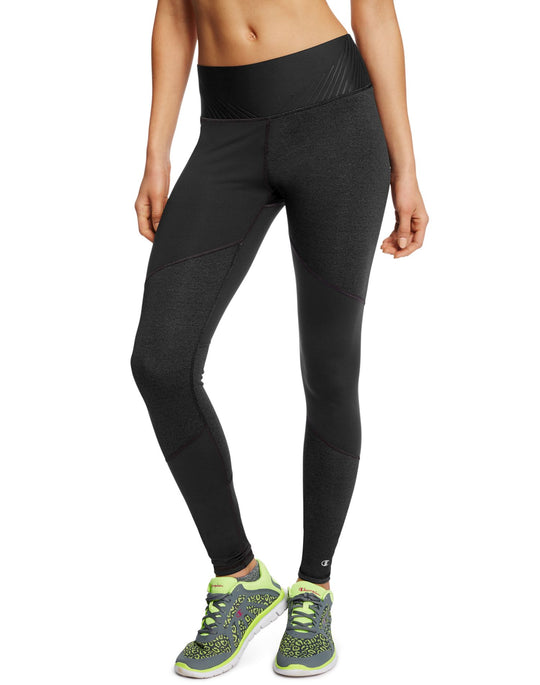 Champion Women`s 6.2 Run Tights With SmoothTec Band
