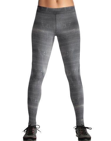 Champion Women`s PowerTrain Absolute Workout Space Dye Fitted Tights