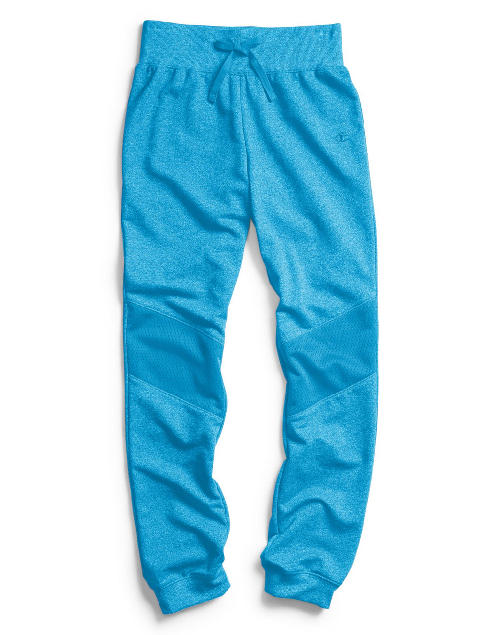 Champion Girl's Mesh Overlay Cuff Pants