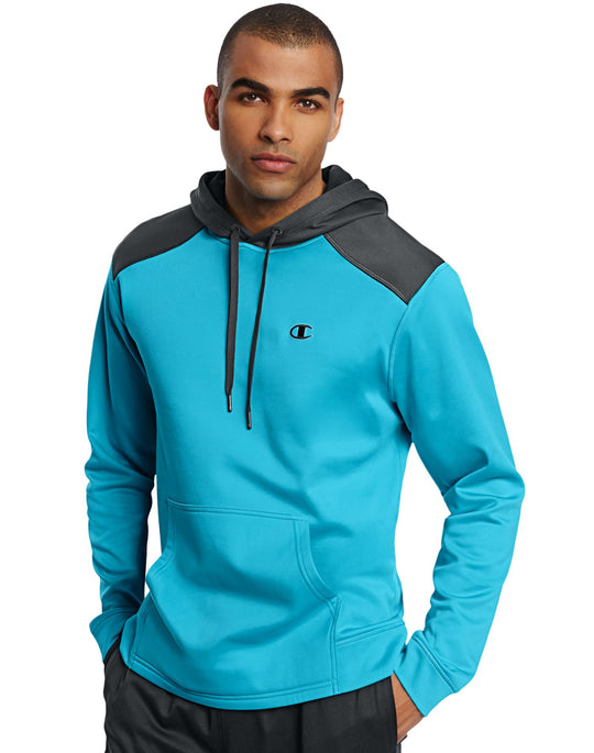 Champion Men`s Tech Fleece Pullover Hoodie