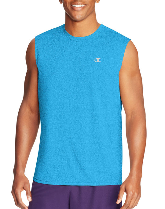 Champion Vapor Men's Heather Muscle Tee