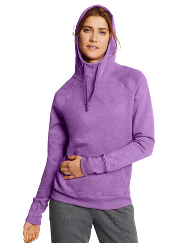 Champion Women`s Fleece Pullover Hoodie