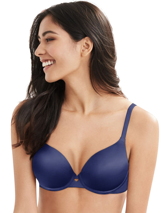 Hanes Womens Ultimate No Show Support Underwire Bra