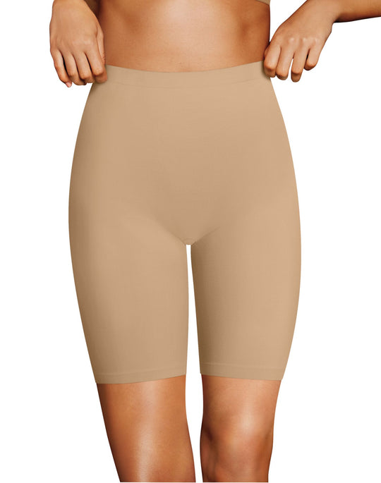 Maidenform Womens SmoothTec Slip Short