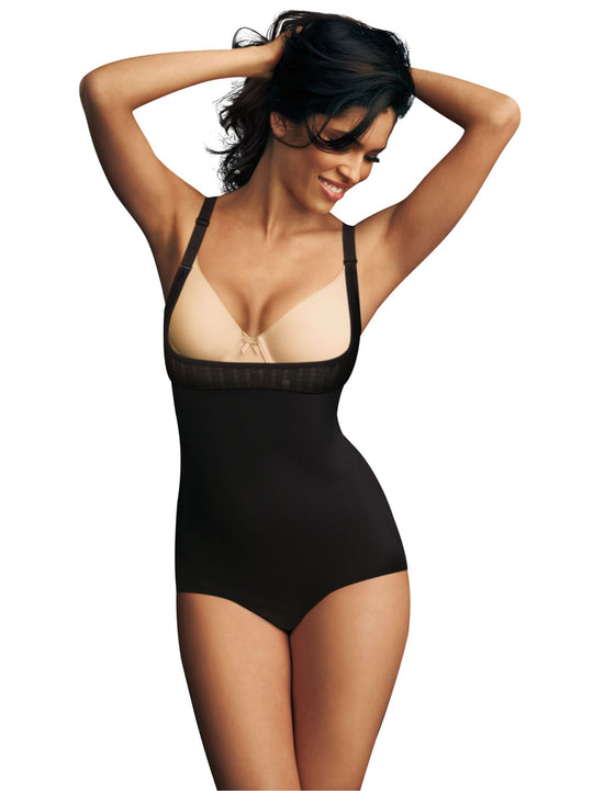 Maidenform Womens Firm Foundations Stay Put WYOB Body Shaper