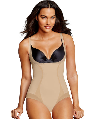 Maidenform Womens Firm Foundations Bodybriefer