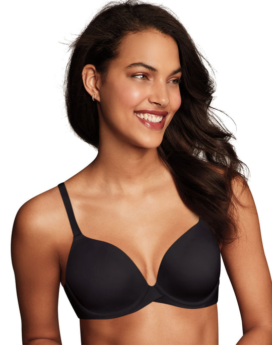 Maidenform Womens One Fabulous Fit 2.0 Tailored Demi Underwire Bra