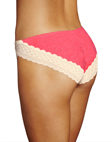 Maidenform Womens One Fab Fit Cotton Stretch Tanga