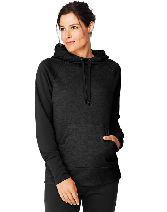 Hanes Womens Sport™ Performance Fleece Hoodie