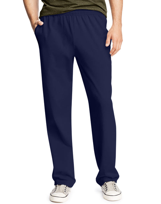 Hanes X-Temp Men`s Jersey Pocket Pant