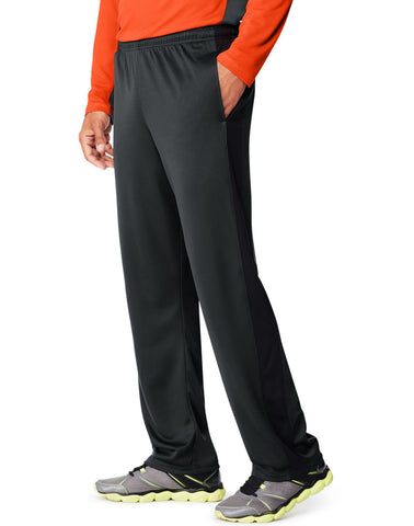 Hanes Mens Sport X-Temp Performance Training Pants with Pockets