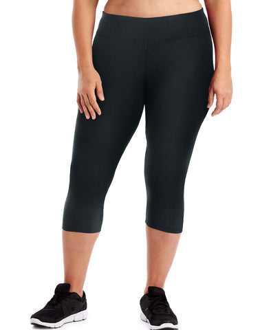 Just My Size Womens Active Capris