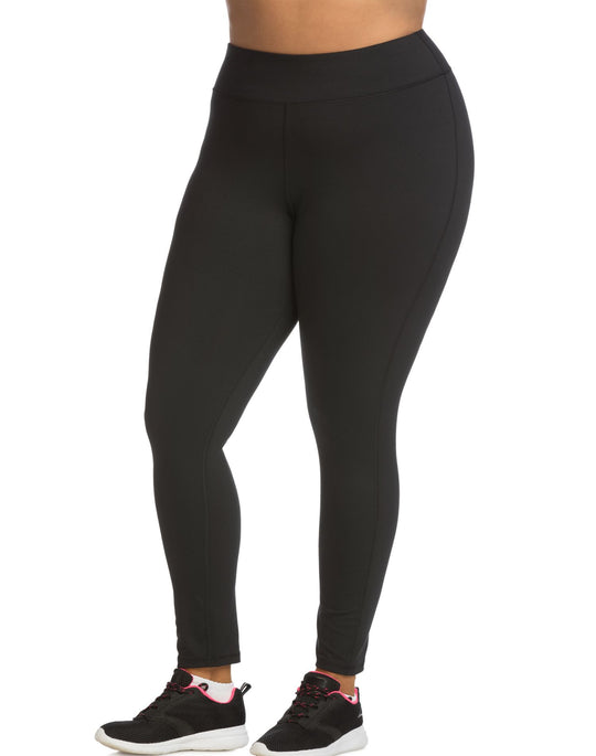 Just My Size Womens Active Full Length Run Tight