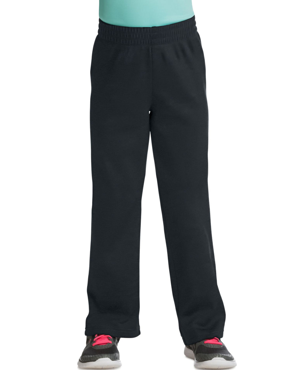 Hanes Girls Sport Tech Fleece Pants