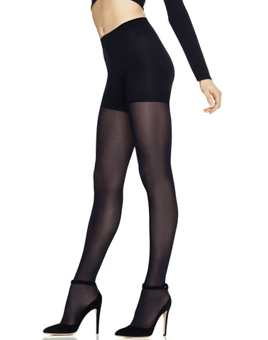 Hanes Womens Perfect Tights with ComfortFlex Panty, Opaque Dark Coverage