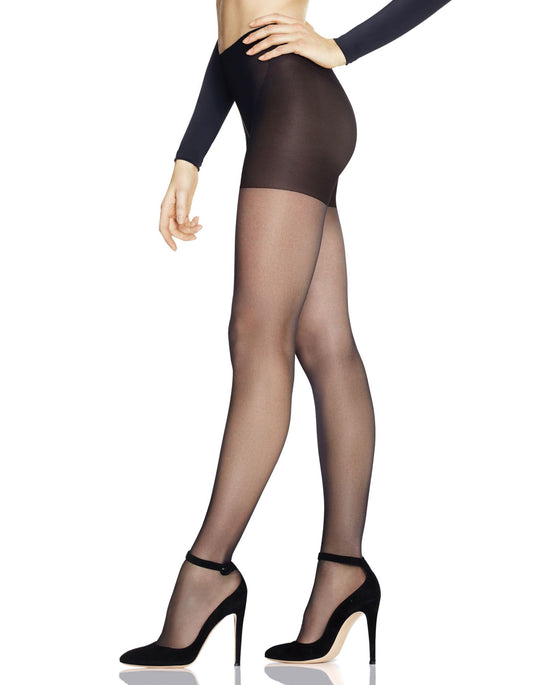 Hanes Womens Perfect Tights with ComfortFlex Panty, Sheer Lightweight Coverage