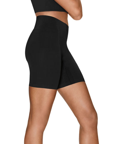 Hanes Womens Perfect Bodywear Seamless Short with ComfortFlex Waistband
