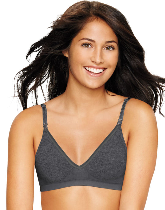 Hanes Ultimate Comfy Support ComfortFlex Fit® Women's Wirefree Bra